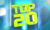 Top 20 - 8 / 15 Nisan