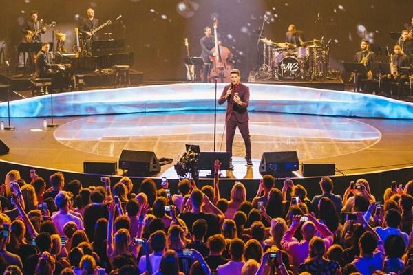 Apple Müzik Festival / Michael Buble