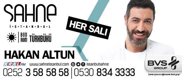 Sahne İstanbul Bodrum Türkbükü