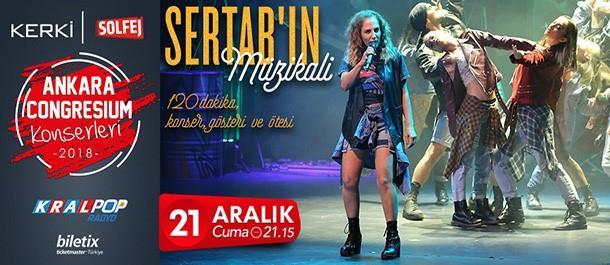 Ankara Congresium  21 Aralık 2018