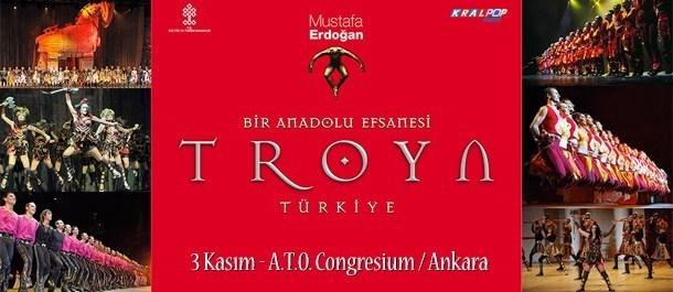 A.T.O. Congresium / Ankara