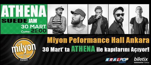 Milyon Performance Hall Ankara