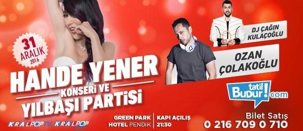 Green Park Hotel Pendik