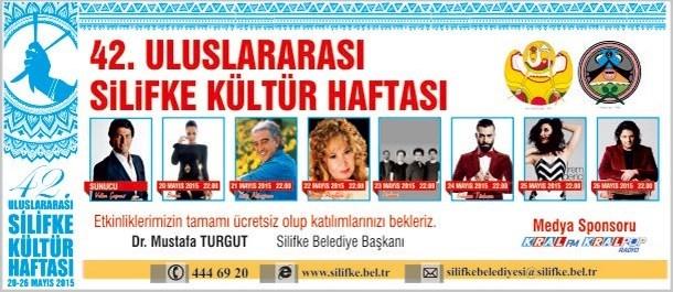Silifke Kültür Haftası