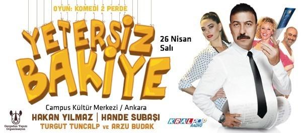 Campus Kültür Merkezi - Ankara