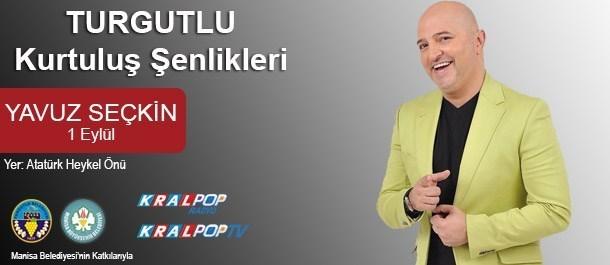 Turgutlu / Atatürk Heykel Önü