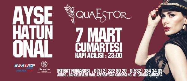 Sheraton Ankara - Quaestor