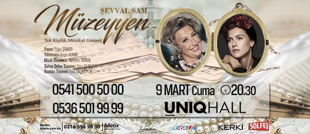 Uniq Hall İstanbul