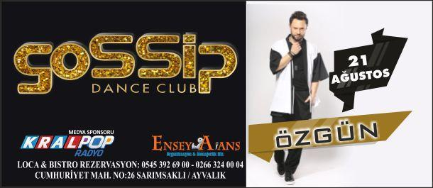 Ayvalık Gossip Dance Club