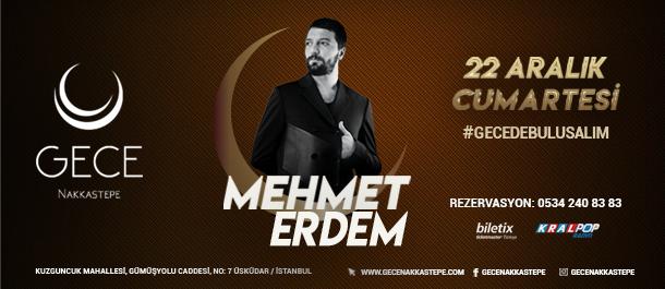 Gece Nakkaştepe 22 Aralık 2018