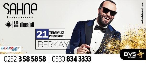 Sahne  Bodrum - Türkbükü