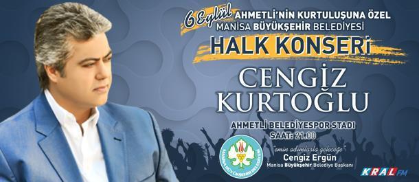 Ahmetli Belediyespor Stadı