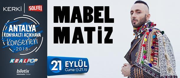 Antalya Konyaaltı Açıkhava Sahnesi