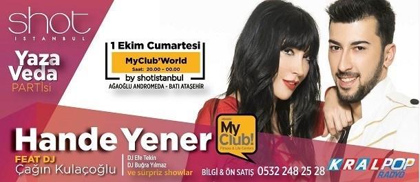 My Club World  / İstanbul