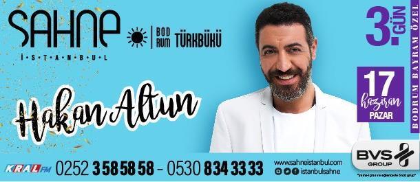 Sahne İstanbul Türkbükü