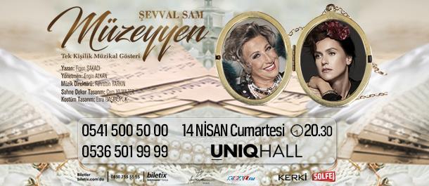 İstanbul Uniq Hall