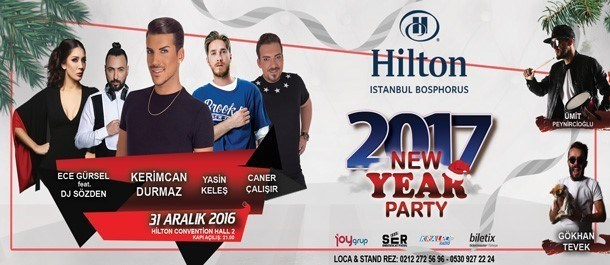 Hilton İstanbul Bosphorus Convention Hall2