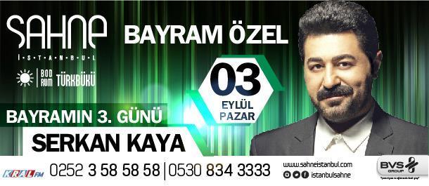 Bodrum Türkbükü Sahne İstanbul