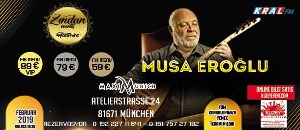 Maxi Munich / Almanya 23 Şubat 2019