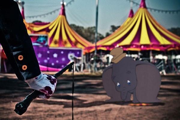 Disney Karakterlerinin Düştükleri Hallere Bakın!