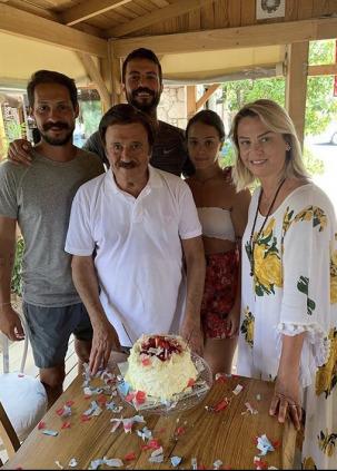 Selami Şahin 71. Yaşını Kutladı