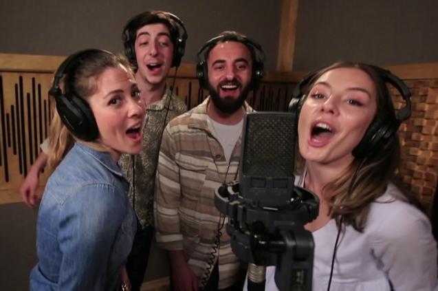'Aykut Enişte' Filmi Oyuncularından Eğlenceli Klip!