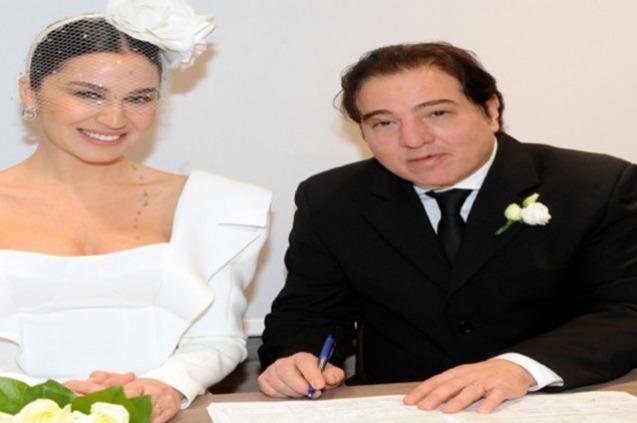 Fazıl Say ve Eşi Ece Dağıstan Çiftinden 2. Düğün!