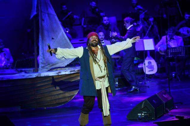 Karayip Korsanı Değil Harbiye Korsanı