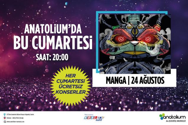 maNga Anatolium Marmara Avm'de...