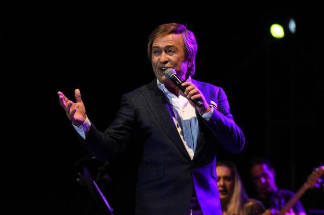 Ankara'da Konser Verdi