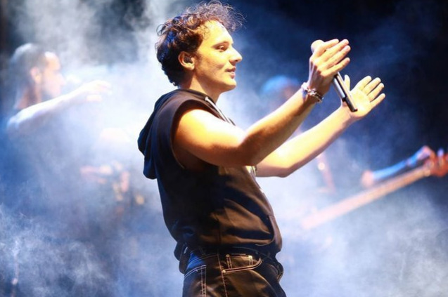 İzmir'de Edis Konseri