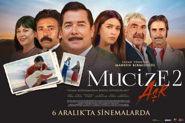 Mucize 2 / AŞK 6 Aralık'ta Sinemalarda!