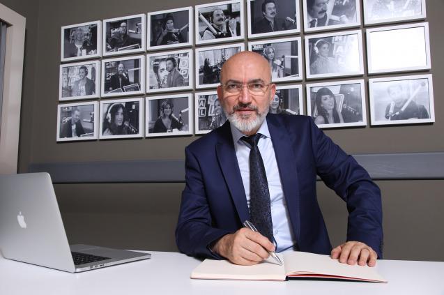 Kral Grup Başkanı Mehmet Akbay'dan Power Türk'e Destek Mesajı!