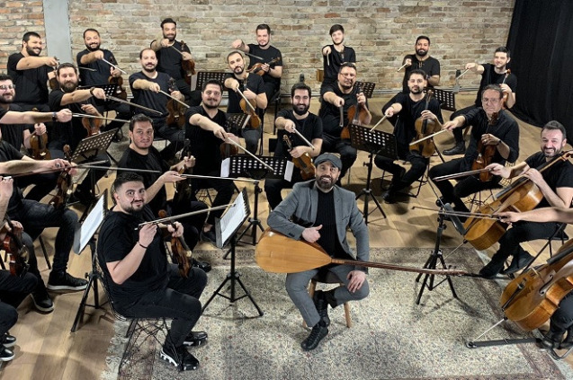 İsmail Altunsaray ile İstanbul Strings Ortak Projede Buluştular