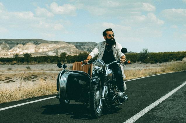 Gökhan Türkmen'den Kapadokya'da Klip
