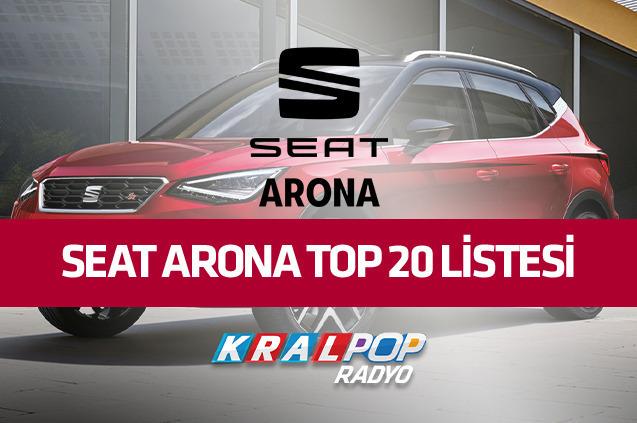 Seat Arona Top 20'de Bu Hafta!