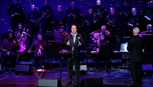 Cumhurbaşkanlığı Külliyesi'nde Konser Verdi!