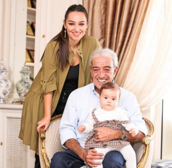 Edip Akbayram, kızı Türkü ile birlikte röportaj verdi.