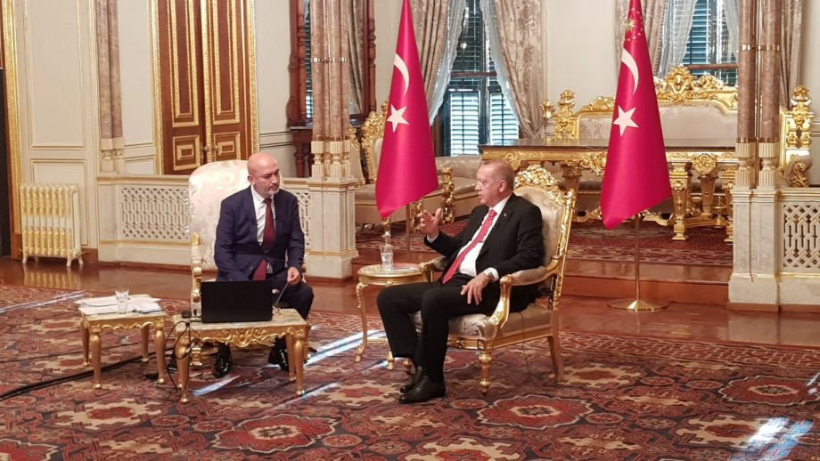 Cumhurbaşkanı Erdoğan Mehmet'in Gezegeni Seçim Özel'de Gezegen Mehmet'in Sorularını Yanıtladı!