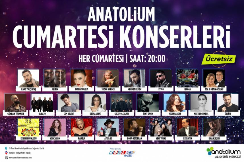 İstanbul Müziğe Doyacak