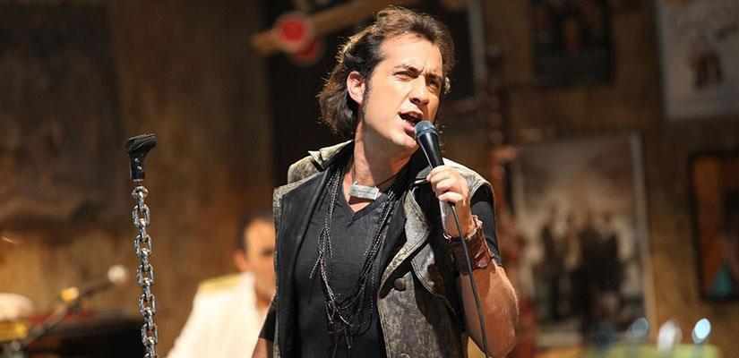 Kıraç Kıbrıs'ta Konser Verdi