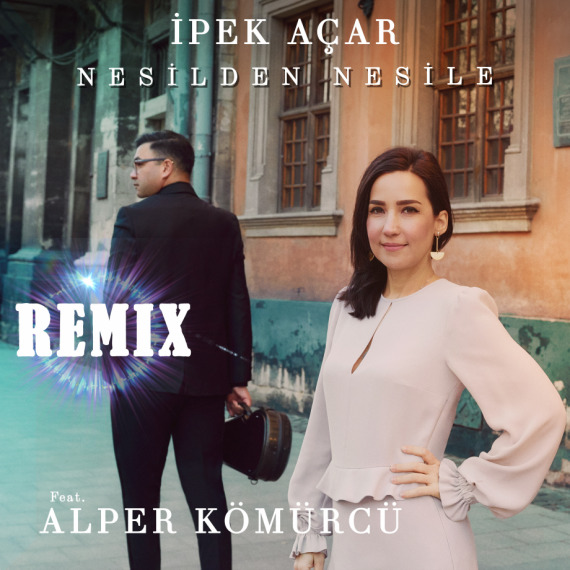 İpek Açar ve Alper Kömürcü'den Yeni Single