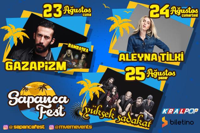 Sapanca Festivali Başlıyor...