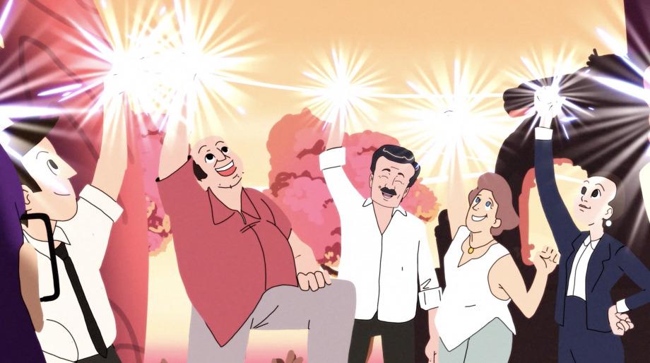 Selami Şahin'den Animasyon Klip