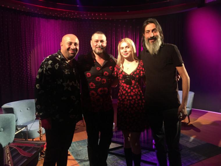 Taksim Trio & Aleyna Tilki'den Muhteşem Düet