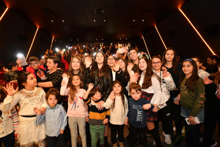 'Gamonya' Antalya Turnesi Gerçekleşti