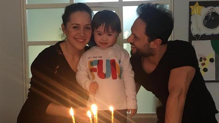 Özgün Oğlu Ediz'in Doğum Gününü Kutladı