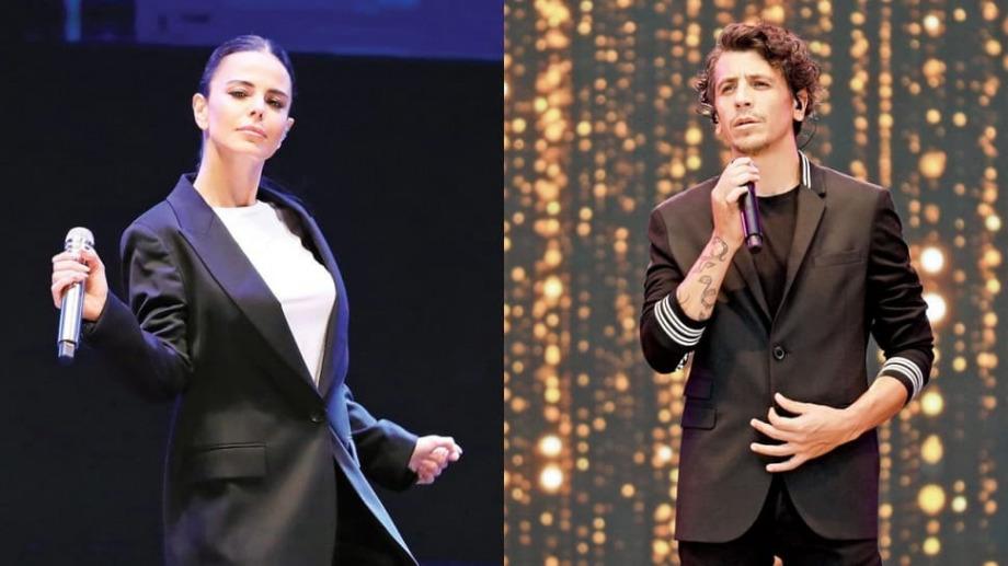 İstanbul Yeditepe Konserleri'nde Simge ve Ersay Üner Sahneye Çıktı!