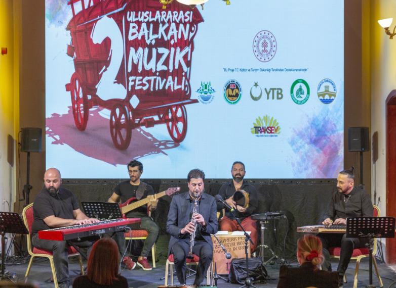 2'inci Uluslararası Balkan Müzik Festivali'nden Muhteşem Kapanış