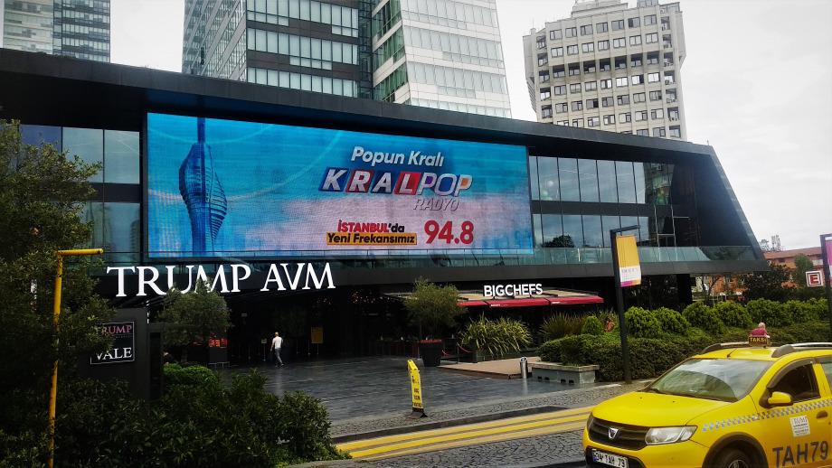 Türkiye' de Bugüne Kadar Bir Radyo Kanalı İçin Yapılmış En Geniş Kapsamlı Reklam Çalışması Hayata Geçirildi!